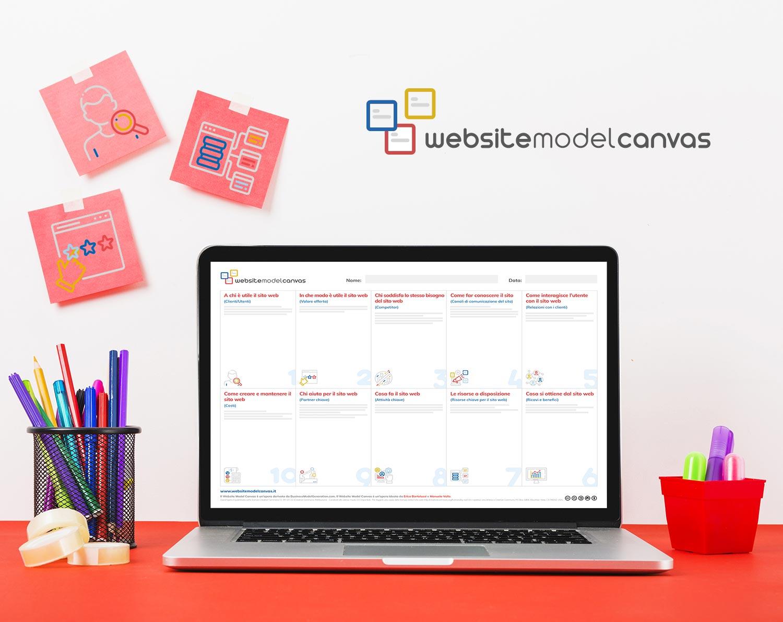 Website Model Canvas_presentazione